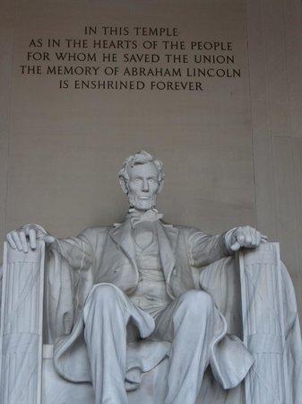 Lincoln Memorial: Foto 03