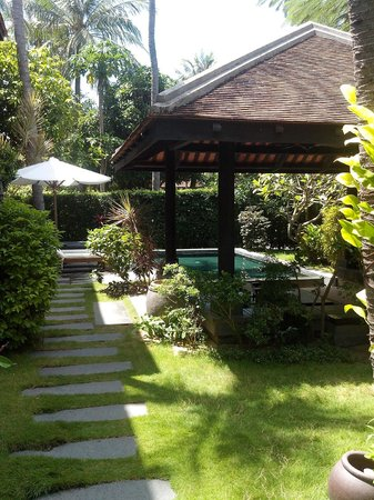 Anantara Mui Ne Resort: Poolvilla