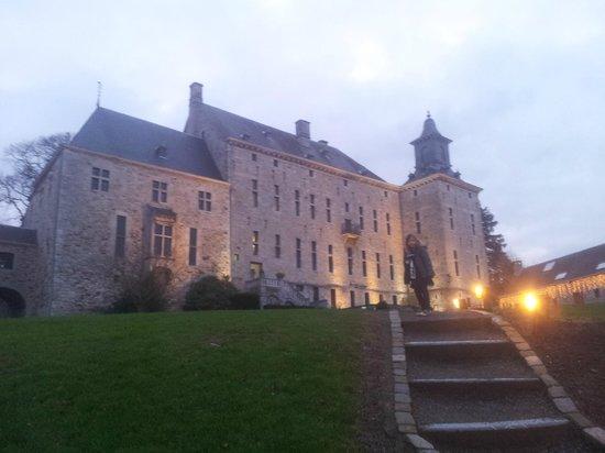 Château de Harzé : Le château