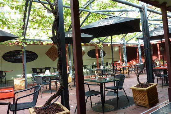 Red Ochre Grill Restaurant Alice Springs : Red Ochre Restaurant, Alice Springs