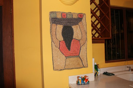Bahia Pez Vela Resort: living room
