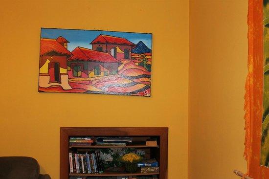 Bahia Pez Vela Resort: artwork