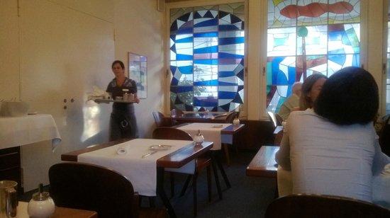 City-Hotel Ochsen Zug : Breakfast room