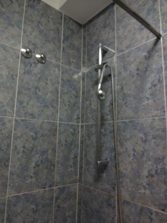 HF Tuela Porto: シャワー