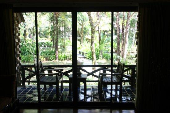 Ramayana Koh Chang Resort: Nice view from the balcony