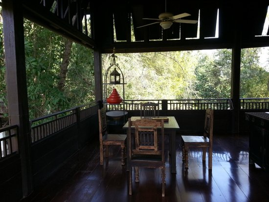 The Puka Boutique Resort: loft on hotel grounds