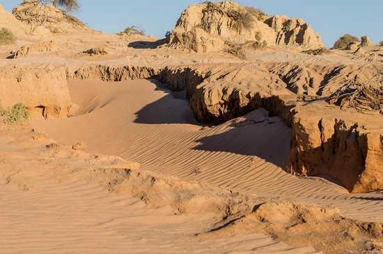 destinations outback adventure mungo national park