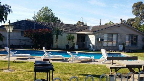Frankston Motel: Pool