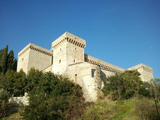 Rocca Albornoz di Narni: Rocca