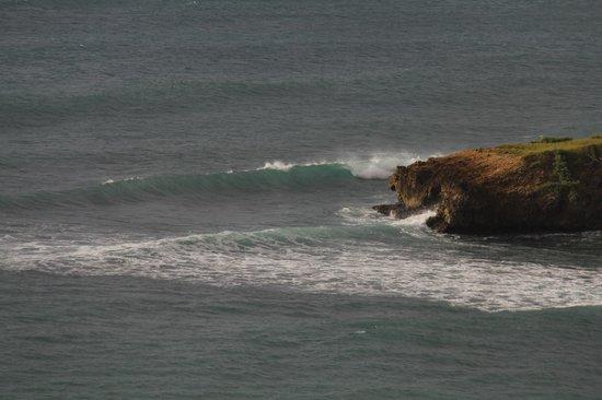 Hotel Amaudo : Bonne vagues pour surf!