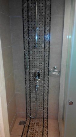 Rixos Almaty: Shower room