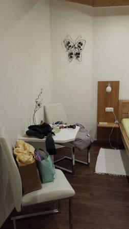 Peterseil's Radl Zimmer: Bedroom