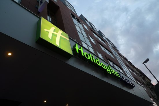 Holiday Inn Express Frankfurt City Hauptbahnhof: 外観