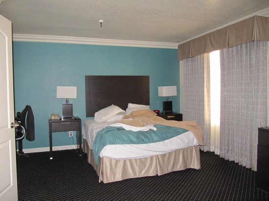 Alexis Park Resort : Choice of 1 or 2 beds