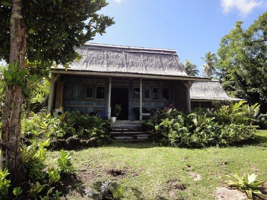 Ratua Private Island: Chambre-Maison