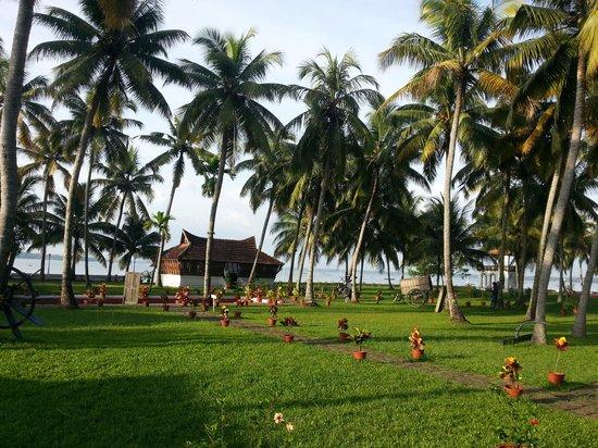 Soma Kerala Palace : Areal View ... just amazing