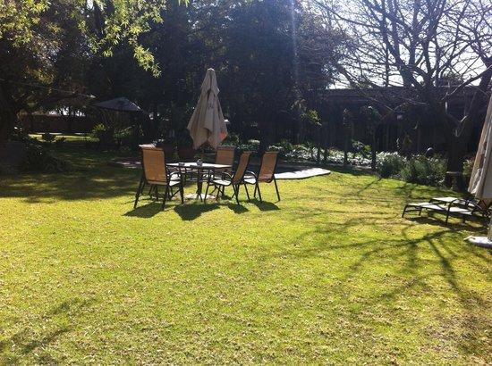 Safari Club : Garden