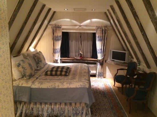 Relais Bourgondisch Cruyce - Luxe Worldwide Hotel: Chambre luxe prestige
