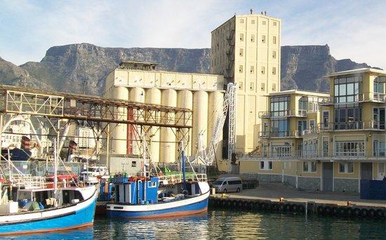 Trek Direct  Day Tours: Robben Island Ferry Terminal, Cape Town Waterfront