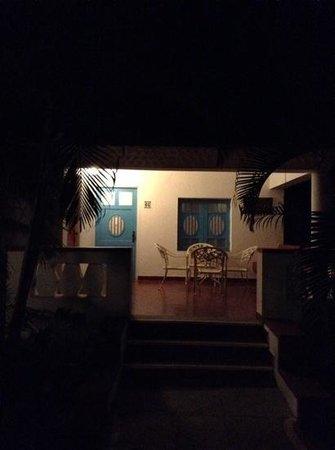 Dona Sylvia Beach Resort: peacful retreat