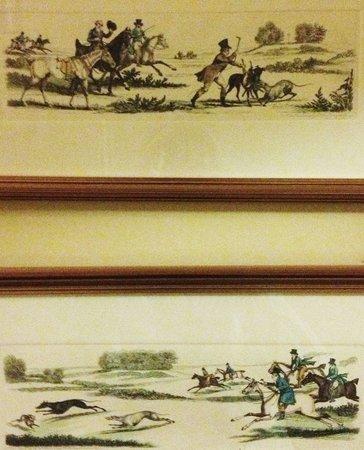 The Malton Hotel: The hotel is full of beautiful art.