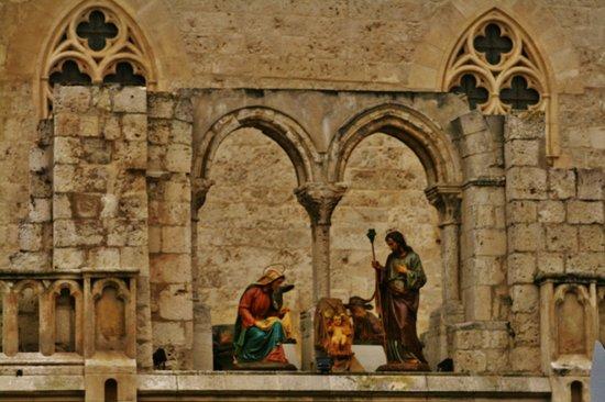 Catedral de Burgos: Nacimiento