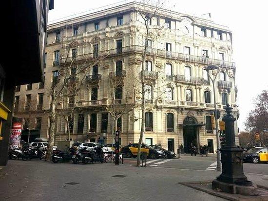 Silken Gran Hotel Havana : Hôtel