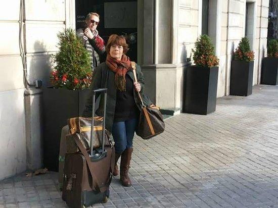 Silken Gran Hotel Havana : Hôtel à quitter avec regrets