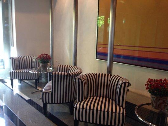 Widder Hotel: The lobby