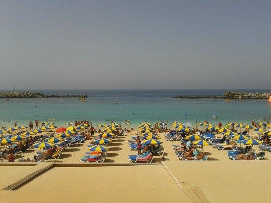 ClubHotel Riu Vistamar: Playa