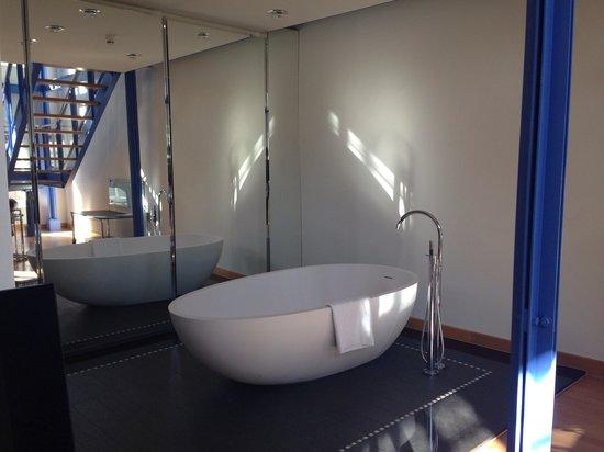 Widder Hotel: Duplex room