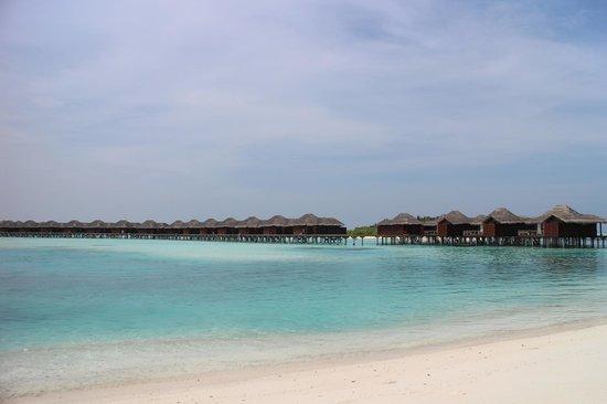 Anantara VeliMaldivesResort: the resort