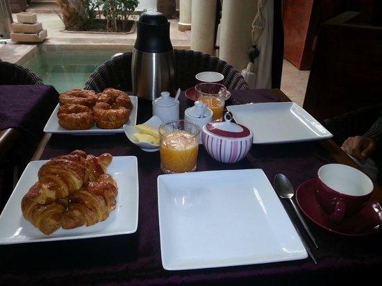 Riad Elias: Frühstück
