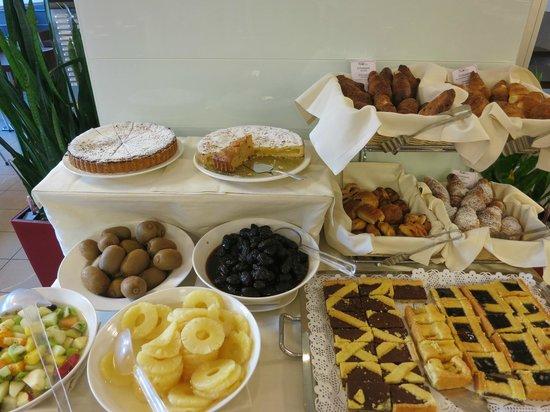 Best Western Plus Quid Hotel Venice Airport : Breakfast