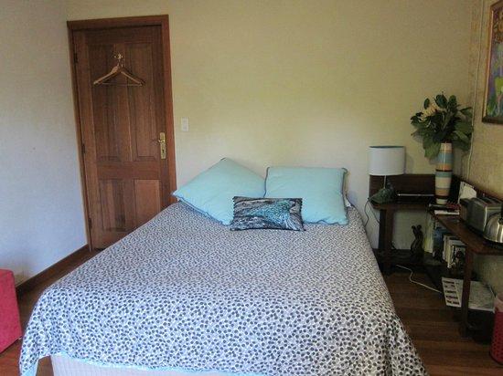 Kellers Bed & Breakfast: The room