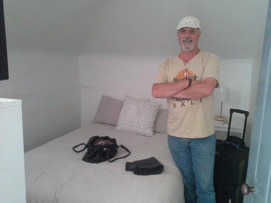 Comfort Inn Port Fairy: 3x4m room