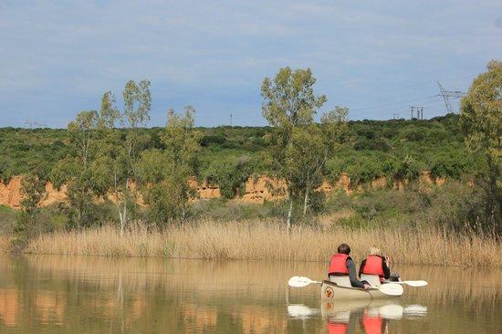 Chrislin African Lodge: river safari