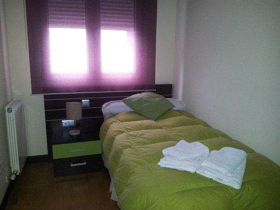 Apartamentos Soterrana: segundo dormitorio