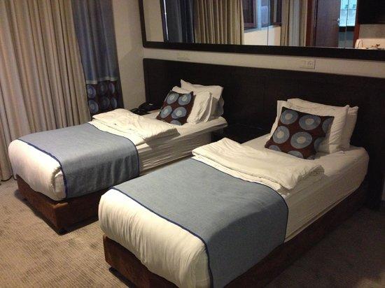 Embassy Hotel Tel Aviv: Room 210 - twin room