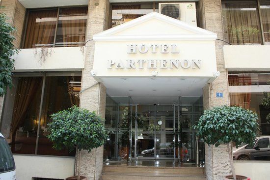 Airotel Parthenon : Muito bom