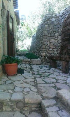 Guesthouse Runcini : la via di casa