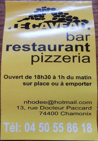 Le Caveau - Bar & Restaurant