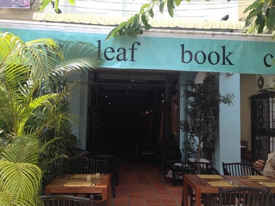 New Leaf Eatery : Look carefully