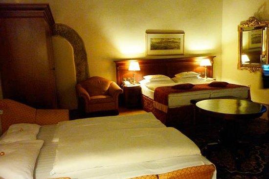 Radisson Blu Hotel Altstadt, Salzburg: habitacion
