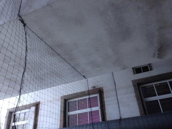 Hôtel Cathédrale : Vue de la chambre