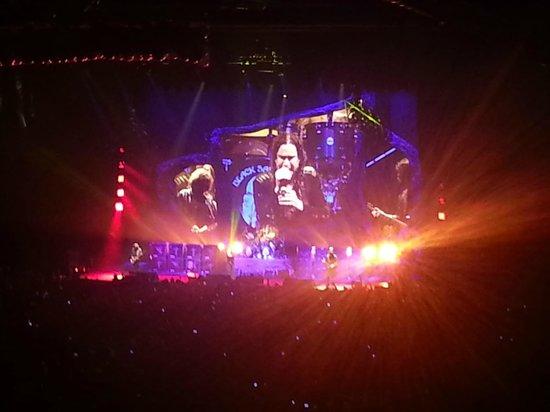 Genting Arena: Black Sabbath 20/12/13