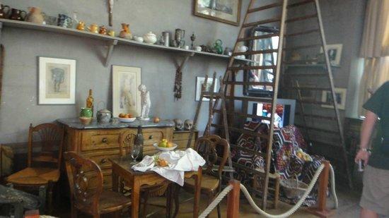 Atelier Cezanne: セザンヌのアトリエ