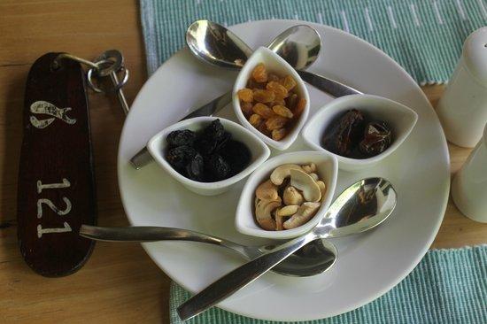 Spice Village: Frühstück