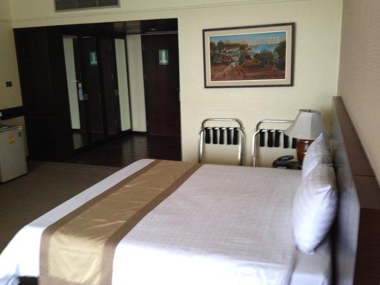 The Royal River Hotel : La chambre