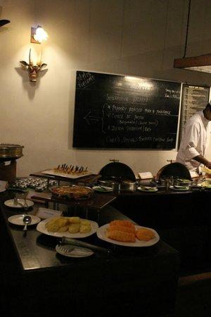 Spice Village: Abendessen Buffet